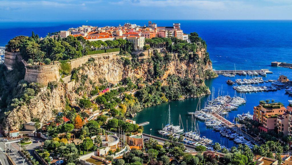 EVJF à Monaco